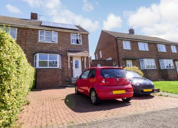 Thumbnail 3 bed semi-detached house for sale in Meadow Road, Trimdon, Trimdon Station