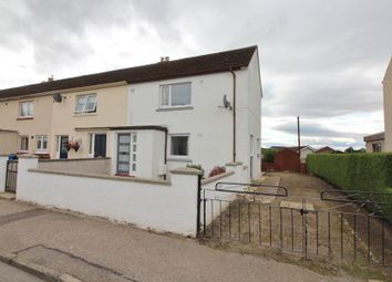 Thumbnail 2 bed end terrace house for sale in Anderson Crescent, Forres