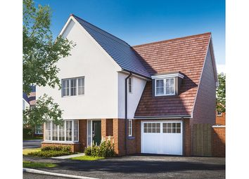 """Thumbnail 4 bedroom property for sale in """"The Maple"""" at Wren Drive, Finberry, Ashford"""