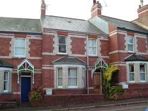 Thumbnail 4 bedroom terraced house to rent in Edgerton Park Road, Exeter