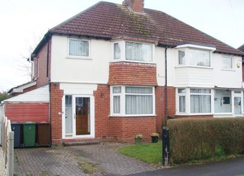 Thumbnail 3 bed semi-detached house for sale in Meadowfield Road, Rubery
