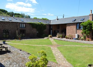 Thumbnail 3 bed barn conversion for sale in Combeinteignhead, Newton Abbot