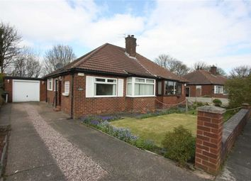 Thumbnail 2 bedroom semi-detached bungalow for sale in Bradford Park Drive, The Haulgh, Bolton