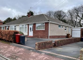 Thumbnail 2 bed semi-detached bungalow for sale in Glenridding Drive, Barrow-In-Furness