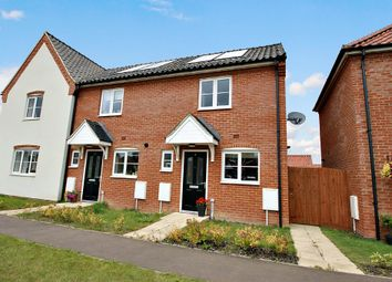 Thumbnail 2 bed end terrace house for sale in Salhouse Road, Hoveton, Norwich