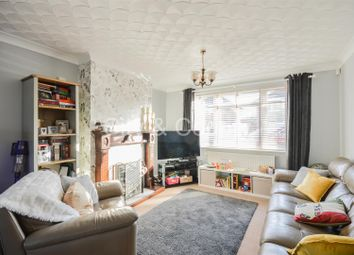 Thumbnail 3 bed semi-detached house for sale in Mace Road, Stanground, Peterborough