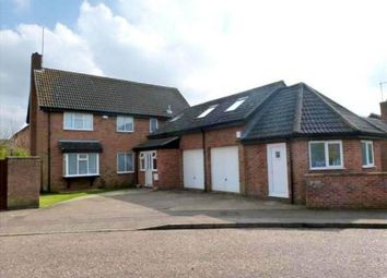 Thumbnail 4 bed detached house for sale in Lakeside, Werrington