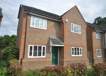 Thumbnail 4 bed detached house for sale in Knights Close, West Molesey, Surrey