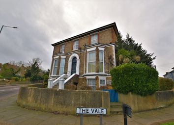 Thumbnail 1 bed flat for sale in The Vale, Broadstairs, Kent