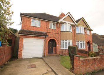 Thumbnail 4 bedroom semi-detached house for sale in Palmerstone Road, Earley, Reading