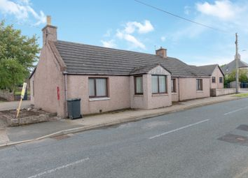 Thumbnail 4 bedroom detached bungalow for sale in Main Street, Garmond, Garmond, Aberdeenshire