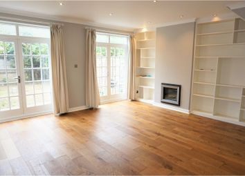 Thumbnail 3 bed end terrace house to rent in Spenser Mews, London