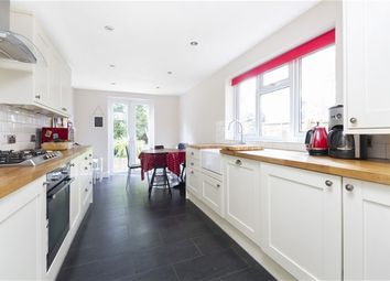 Thumbnail 3 bedroom terraced house for sale in Thompson Road, London
