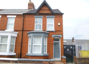 Thumbnail 5 bed end terrace house to rent in Kensington, Liverpool