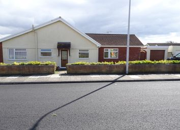 Thumbnail 4 bed detached bungalow for sale in Anglesey Way, Nottage, Porthcawl