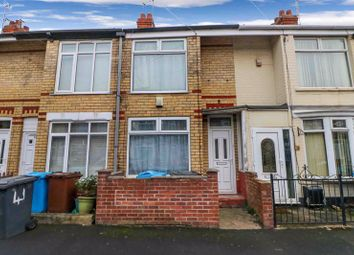 2 bed terraced house for sale in Devon Street, Gypsyville, Hull HU4