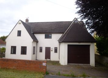 Thumbnail 4 bed detached house for sale in Danygraig Avenue, Newton, Porthcawl