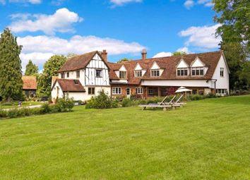 Thumbnail 5 bed property for sale in Cromer, Stevenage, Hertfordshire