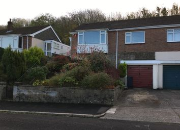 Thumbnail 2 bed semi-detached bungalow to rent in Northleat Avenue, Paignton