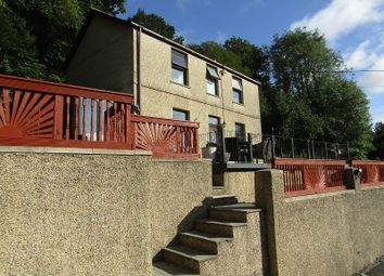 Thumbnail 4 bed detached house for sale in Davies Road, Pontardawe, Neath Port Talbot.