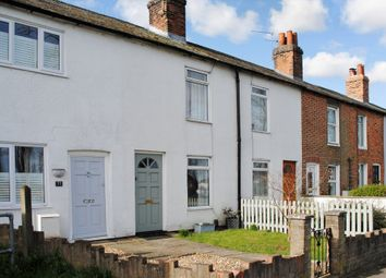 Thumbnail 2 bed terraced house for sale in Greenham Road, Newbury