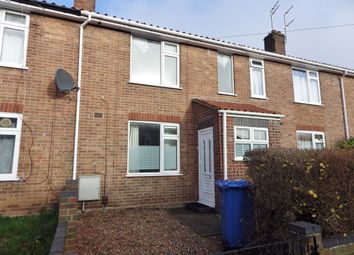 Thumbnail 3 bed terraced house for sale in Ranworth Road, Norwich