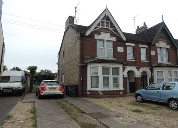 Thumbnail 1 bed flat to rent in Flat B, Eastfield Road, Peterborough