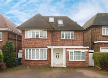 Thumbnail 6 bed detached house for sale in Dorchester Gardens, Hampstead Garden Suburb, London