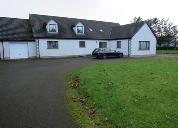 Thumbnail 5 bed detached house for sale in Crescent Street, Halkirk