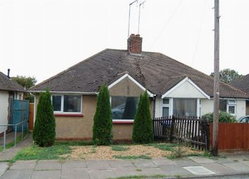 Thumbnail 2 bed semi-detached bungalow for sale in Fullingdale Road, The Headlands, Northampton