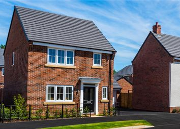 """Thumbnail 3 bed detached house for sale in """"Malvern"""" at Europa Way, Warwick"""