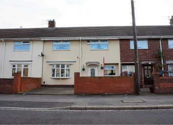 Thumbnail 3 bed terraced house for sale in Farndale Road, Hartlepool