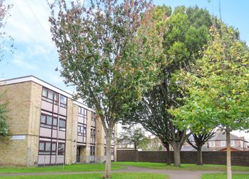 Thumbnail 3 bedroom flat for sale in Hawthorn Crescent, Cosham, Portsmouth, Hampshire