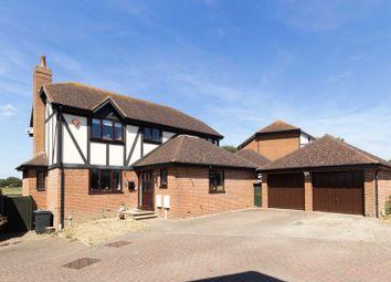 Thumbnail 4 bed detached house for sale in Church Farm Way, Woodnesborough, Sandwich