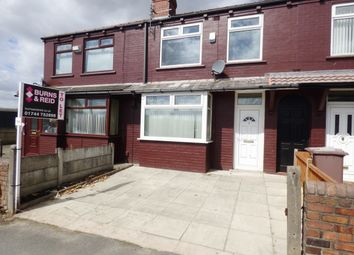 Thumbnail 3 bed town house to rent in Blackbrook Road, St Helens