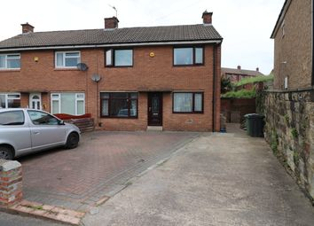Thumbnail 3 bed semi-detached house for sale in Bunkers Lane, Batley