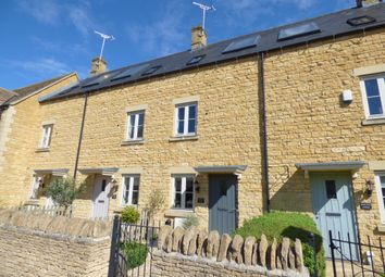 Thumbnail 3 bed terraced house for sale in Station Road, Andoversford, Cheltenham