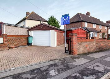 Thumbnail 4 bed semi-detached house for sale in Victory Park Road, Addlestone