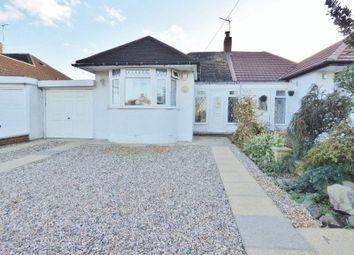Thumbnail 4 bed semi-detached bungalow for sale in Benfleet Close, Sutton