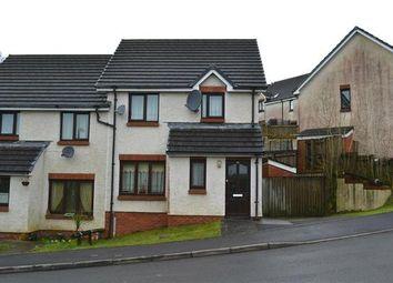 Thumbnail 2 bed semi-detached house for sale in Llys Caermedi, Carmarthen