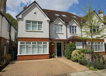 Thumbnail 4 bed semi-detached house for sale in Oakleigh Gardens, Whetstone, London
