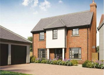 Thumbnail 4 bed detached house for sale in Saxon Meadows, Stortford Road, Standon, Hertfordshire