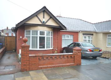 Thumbnail 3 bed semi-detached bungalow for sale in Arnside Avenue, Blackpool