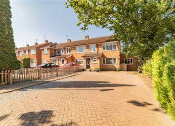 Highwood Close, Yateley, Hampshire GU46. 3 bed end terrace house