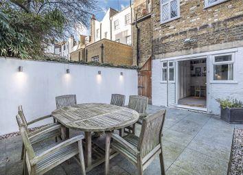 Thumbnail 4 bed flat for sale in Longmoore Street, London