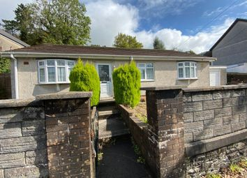 Thumbnail 2 bed detached house for sale in The Parade, Porth -, Porth