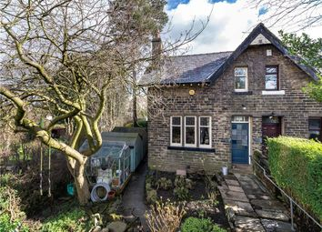 Thumbnail 4 bed semi-detached house for sale in Hillcote, Spring Avenue, Thwaites Brow, Keighley