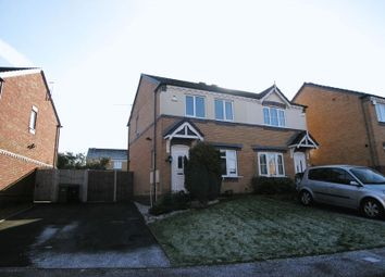Thumbnail 2 bedroom semi-detached house for sale in St. Catherines Close, Dudley