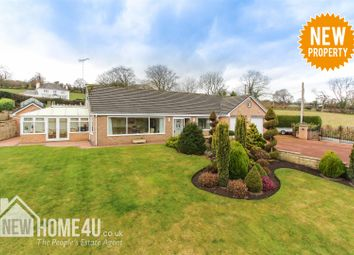 Thumbnail 3 bed detached bungalow for sale in Hope Mountain, Caergwrle, Wrexham