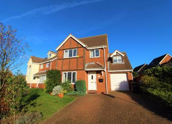 Thumbnail 4 bedroom detached house for sale in Lindisfarne Priory, Bedford